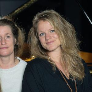 Caroline Schmitt en Sanne Theben-Terville - Benefietconcert voor CliniClowns - Samen in Harmonie